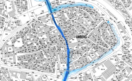 Amberg Altstadt nachher
